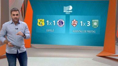 Brasiliense e Gama estreiam na Série D do Brasileirão - Brasiliense e Gama estreiam na Série D do Brasileirão