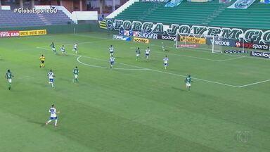 Após vencer o Confiança, Goiás já pensa no Cruzeiro - Após vencer o Confiança, Goiás já pensa no Cruzeiro