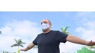 Eu Venci a Covid: morador de São José dos Campos conta como lida com recuperação - Confira a reportagem exibida pelo Link Vanguarda.