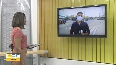 Polícia apreende adolescente que transportava droga para Tarauacá - Polícia apreende adolescente que transportava droga para Tarauacá