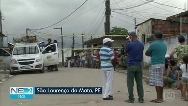 Funcionário da Celpe é assassinado e outro fica ferido em São Lourenço da Mata - No momento do crime, eles estavam a serviço da Companhia