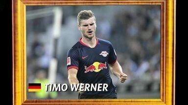 Minha primeira Eurocopa: Timo Werner - Minha primeira Eurocopa: Timo Werner