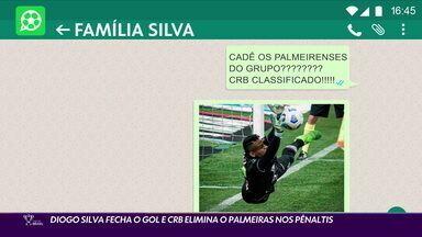 Show de zebras: Cruzeiro e Palmeiras são eliminados da Copa do Brasil - Show de zebras: Cruzeiro e Palmeiras são eliminados da Copa do Brasil