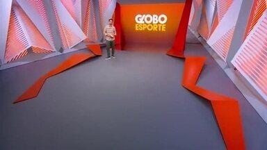 Veja o Globo Esporte SP de quinta-feira, 10/06/2021 - Veja o Globo Esporte SP de quinta-feira, 10/06/2021