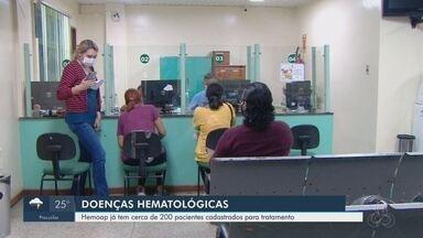 Hemoap realiza tratamento de doenças hematológicas - Hemoap realiza tratamento de doenças hematológicas
