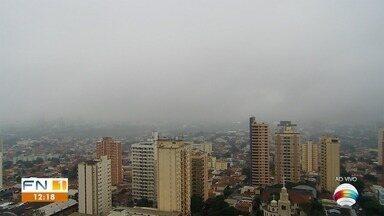 Confira a previsão do tempo nesta sexta-feira no Oeste Paulista - Veja como ficam as temperaturas na região de Presidente Prudente.