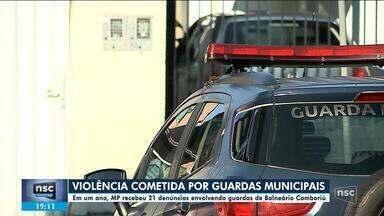 Em 1 ano, MP recebeu 21 denúncias envolvendo guardas de Balneário Camboriú - Em 1 ano, MP recebeu 21 denúncias envolvendo guardas de Balneário Camboriú