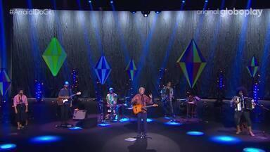 Gilberto Gil canta 'Paraíba' - Confira!