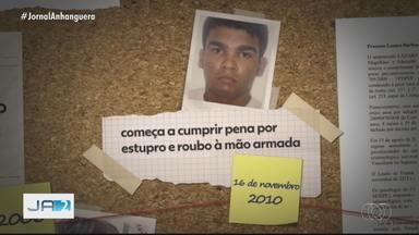 Veja histórico de passagens criminais de Lázaro Barbosa - Criminoso já foi condenado por homicídio e estupro.