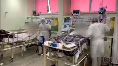Brasil ultrapassa a Índia na média de mortes diárias por Covid - O Brasil assumiu o topo da lista de países com maior número diário de mortes, segundo a média móvel mais recente apurada pela plataforma internacional OWD.