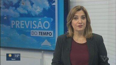 Confira a previsão do tempo para esta quinta-feira na Baixada Santista e Vale do Ribeira - Tempo deve continuar frio na região.