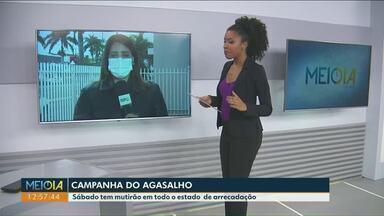 Sábado tem mutirão de arrecadação da Campanha do Agasalho - Em Paranavaí e Umuarama terão pontos de arrecadação.