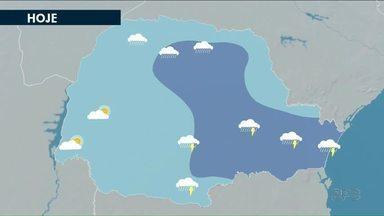 Temperaturas começam a cair no fim de semana - Previsão de geada na segunda-feira.