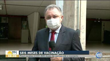 Governo do Piauí estuda começar vacinação de adolescentes com comorbidades - Governo do Piauí estuda começar vacinação de adolescentes com comorbidades