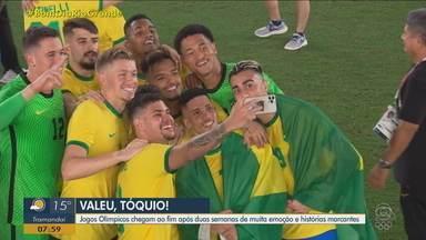 Acorda Para Ver: Jogos Olímpicos chegam ao fim após duas semanas de muita emoção - Brasil conquistou 21 medalhas; sete foram de ouro.