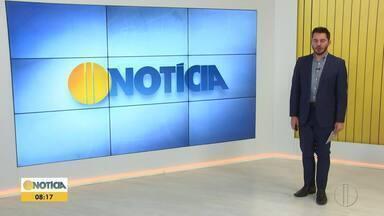 Íntegra do Inter TV Notícia desta segunda-feira, 9 de agosto de 2021 - Telejornal mostra as principais notícias do Norte de Minas.