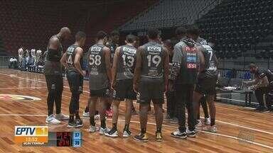 Franca Basquete vence o Corinthians pelo Campeonato Paulista - Time de Franca busca o tetracampeonato.