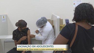 Betim volta a vacinar adolescentes - Imunizante da Pfizer ainda é o único autorizado pela Anvisa para esta faixa etária