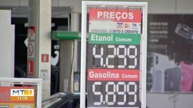 Semana começa com valor do etanol mais caro nas bombas - Semana começa com valor do etanol mais caro nas bombas.
