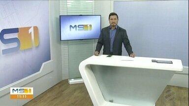 MSTV 1ª Edição Corumbá, edição de segunda-feira, 09/08/2021 - MSTV 1ª Edição Corumbá, edição de segunda-feira, 09/08/2021