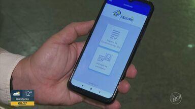 Aeroporto de Ribeirão Preto estreia dispositivo de reconhecimento facial para embarques - Procedimento será implantado para agilizar embarque de passageiros e diminuir filas nos terminais.