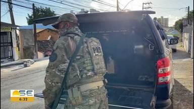 Polícia investiga venda irregular de veículos de locadoras - Polícia investiga venda irregular de veículos de locadoras.