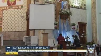Cubatão celebra o dia da padroeira da cidade, Nossa Senhora da Lapa - Padroeira recebe homenagens a partir desta sexta-feira (13).