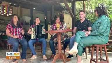Quadro Som e Sotaque recebe 'Trio as Fulô' e Lady Falcão - Benil conversa com as artistas sobre a carreira delas.
