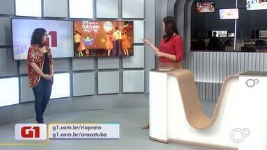 Confira o destaque do G1 Rio Preto e Araçatuba com Heloísa Casonato - Confira o destaque do G1 Rio Preto e Araçatuba desta sexta-feira (13) com Heloísa Casonato.