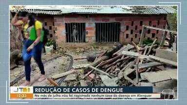 Em julho não houve casos de dengue registrados em Alenquer - Confira mais detalhes com Érique Figueirêdo.