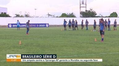 São Raimundo joga contra o Ypiranga (AP) neste sábado (14) pela Série D do Brasileirão - Com um empate, Mundão se classifica para a próxima fase.