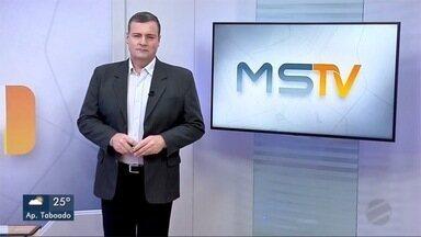 MSTV 1ª Edição Dourados, edição de sexta-feira, 13/08/2021 - MSTV 1ª Edição Dourados, edição de sexta-feira, 13/08/2021