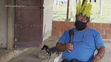 Cacique Xokleng destaca a importância da demarcação indígena - Povo indígena, que vive no Vale do Itajaí, em Santa Catarina, está no centro da discussão que está sendo analisada pelo Supremo Tribunal Federal, que é chamada de marco temporal. Indígenas relatam 200 anos de resistência no local.