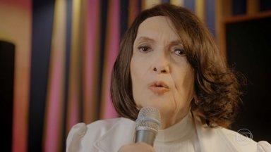Doris Monteiro canta 'Mudando de Conversa' - Confira