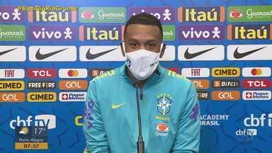 Edenilson atribui ida à Seleção a permanência e regularidade no Internacional - Volante teve proposta de clube da Arábia Saudita, mas permaneceu no Colorado.