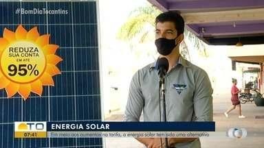 Investir em energia solar é uma alternativa para evitar os aumentos na conta de luz - Investir em energia solar é uma alternativa para evitar os aumentos na conta de luz