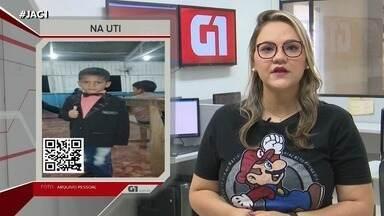 Tácita Muniz fala sobre os destaques do G1 Acre nesta quarta-feira (01) - Tácita Muniz fala sobre os destaques do G1 Acre nesta quarta-feira (01)