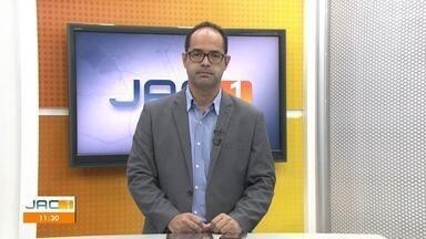 Assista a íntegra do Jornal do Acre 1ª desta quarta-feira (01) - Assista a íntegra do Jornal do Acre 1ª desta quarta-feira (01)