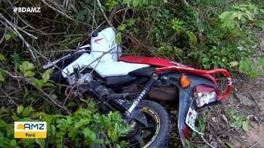 Polícia investiga causa de acidente na estrada de Alter do Chão - Polícia investiga causa de acidente na estrada de Alter do Chão.