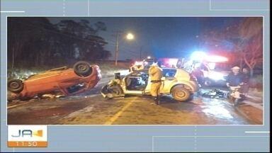 Acidentes de trânsito fazem vítimas fatais no Sul de SC - Acidentes de trânsito fazem vítimas fatais no Sul de SC