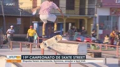 Campeonato Street na orla de Macapá marca volta das competições de skate no estado - Campeonato Street na orla de Macapá marca volta das competições de skate no estado