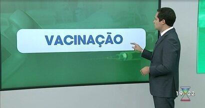 Confira como está a campanha de vacinação nas cidades da região - Municípios seguem aplicando doses da vacina contra Covid-19
