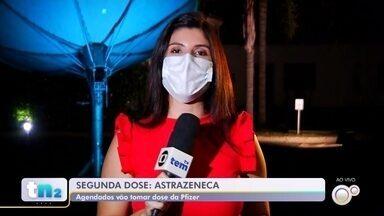 Confira as últimas notícias sobre a vacinação contra Covid-19 na região noroeste paulista - A vacinação contra a Covid-19 segue avançando em cidades da região noroeste paulista. Confira as últimas notícias sobre a campanha de imunização contra a doença.
