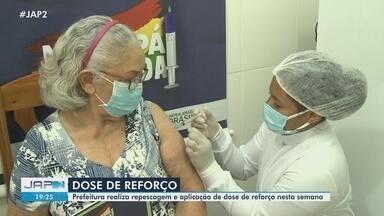 Covid-19: calendário de vacinação prevê repescagem e 2ª dose de reforço em Macapá - Covid-19: calendário de vacinação prevê repescagem e 2ª dose de reforço em Macapá