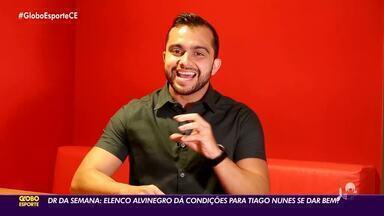 DR da semana debate sobre estilo de Tiago Nunes casar com o do atual elenco do Ceará - Saiba mais em ge.globo/ce