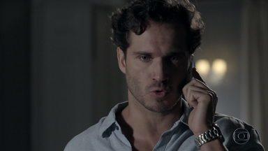 Orville e Carmem planejam se livrar de Salvador - Advogada alerta o marido para as desconfianças de Helena
