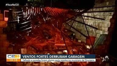 Confira a Previsão do Tempo com Camila Marcelo - Saiba mais em g1.com.br/ce