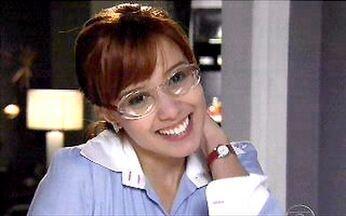 Tônia ganha banho de loja! - O Video Show dá uma repaginada no visual da personagem de Marjorie Estiano, em Caminho das Índias.