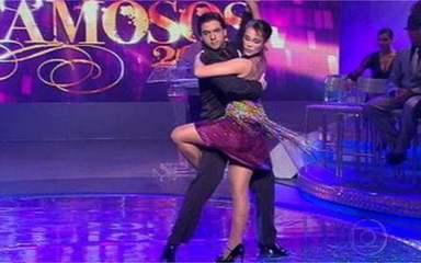 Dança dos Famosos - Tango