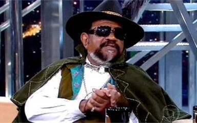 Gerson King Combo é um dos precursores da soul music no Brasil